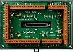 Photo-isolated terminal board for ICPDAS 3-axis stepper/servo controller