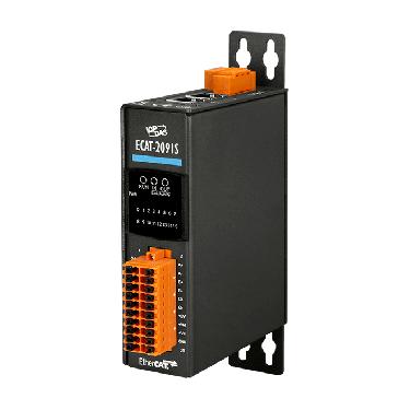 ECAT-2091S EtherCAT single axis stepper motor controller/driver (Metal Case) (RoHS)