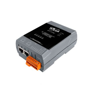 ET-7219Z Ethernet I/O Module with 2-port Ethernet Switch, 10 Analog inputs and 6/3 Digital outputs