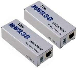 Serial RS-232 Extender over CAT 5