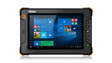 Getac EX80 - Fully Rugged Tablet - ATEX Zone 0/20 Certified
