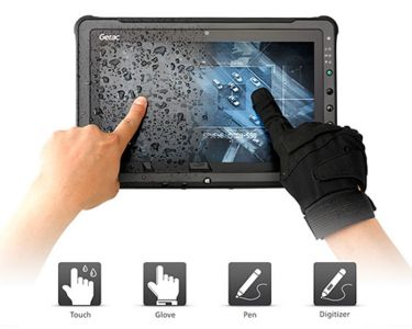Getac F110 - Fully Rugged Tablet