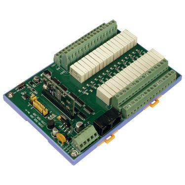 32-channel Relay Output Module
