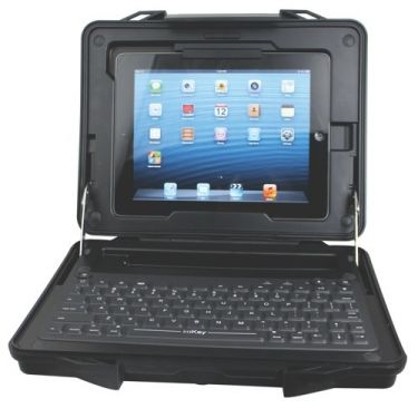 StreetCase™ Rugged Tablet Case with Integrated Keyboard