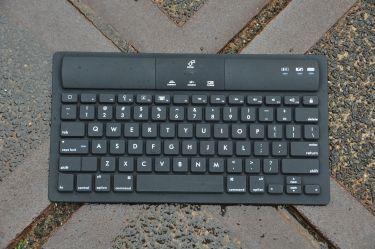 FW00307WL Industrial Rubber Keyboard