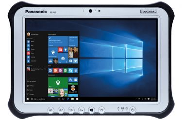 FZ-G1 mk5 Fully-Rugged Tablet