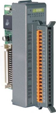 8-channel SSR-DC Output Module (Gray Cover)