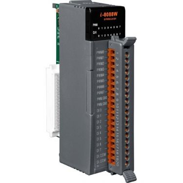 8-channel PWM Output And 8-Channel isolated DI Module