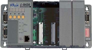 Matlab embedded controller with 4 Slots