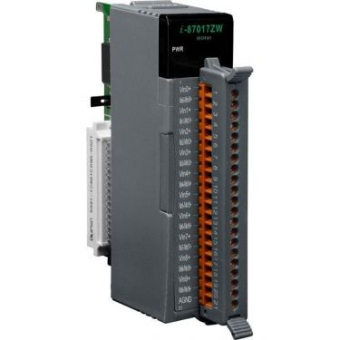 10/20-channel Analog Input Module with High Voltage Protection