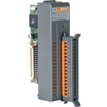 8-channel Thermocouple Input Module (Gray Cover)