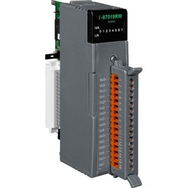 8-channel Universal Analog Input Module with High Over Voltage Protection