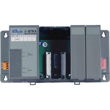 RS-485 I/O Expansion Unit with 4 I/O slots (Gray) Cover)
