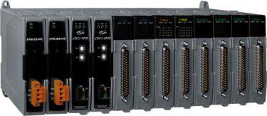 Intelligent Remote Redundant Ethernet I/O expansion unit