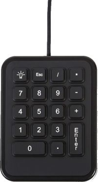 Rugged Mobile Numeric Pad