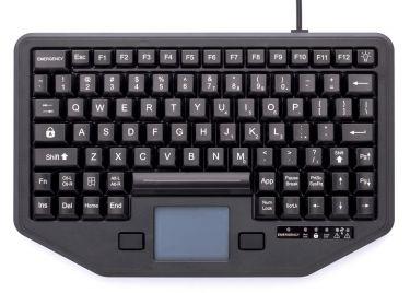 Full Travel Keyboard IK-88-TP-USB