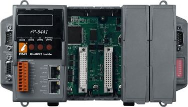 Standard iPAC-8000 with 4 I/O Slots