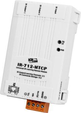 Universal IR Learning Remote Module (MBTCP, 2 IR outputs, 512 IR Cmds) with 2 CA-IR-SH2251