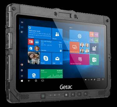 Getac K120 ATEX Zone 2/22 certified full rugged tablet