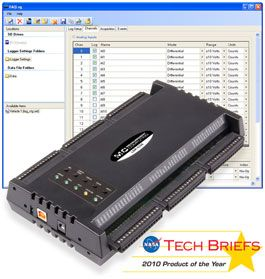Stand-Alone, High-Speed, Multifunction Data Loggers