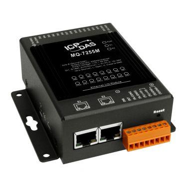 MQTT I/O Module with 8-ch DI, 8-ch DO MQ-7255M