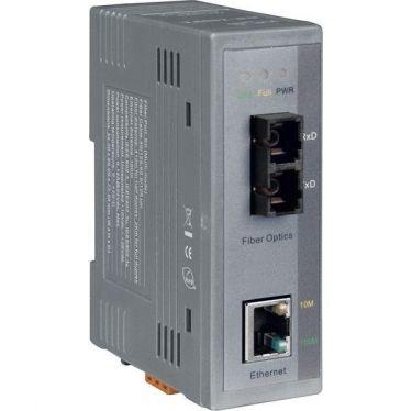 Industrial 10/100 Base-T to 100 Base-FX Media Converter