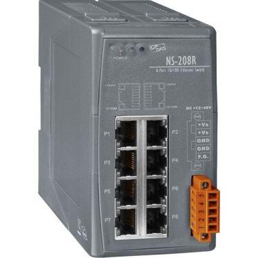 EN50155 8-port Industrial 10/100 Mbps Ethernet Switch