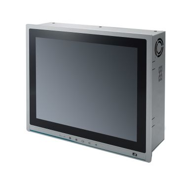 "Axiomtek P1157E-500 - 15"" XGA TFT Expandable Industrial Touch Panel Computer with 7th/6th Gen Intel® Core™ i7/i5/i3, Celeron® & Pentium® Processor and 1 PCI/PCIe Slot"