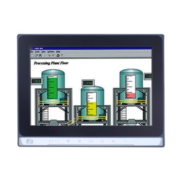 "Axiomtek P6103W 10.1"" WXGA TFT Widescreen Industrial LCD Monitor"