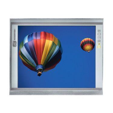 "P6171PR-AC-U-V3 (P/N-E226171122) 17"" industrial resistive touch screen, AC version, USB interface"