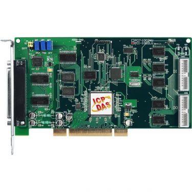 Universal PCI, 32-channel, 12-bit, 110 kS/s Low Gain Multi-function Board