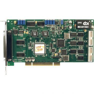 32-channel, 12-bit, 110 kS/s Low Gain Multi-function DAQ Board (1 K word FIFO)