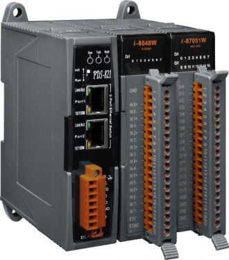 Programmable Device Server with 2 Expansion Slots (RoHS)  Includes One CA-0910 Cable.
