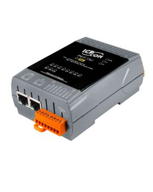 PET-7261 Ethernet I/O Module with 2-port Ethernet Switch and 11 Power Relays