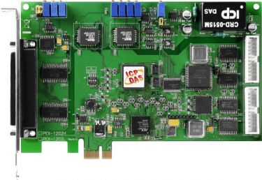 PCI Board/Express/32Ch./12bit/110kS/s