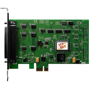 PCI Express, 24-channel DIO board