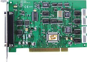 45 kS/s High gain 12-bit,16-channel input, 1-channel D/A, Digital I/O board