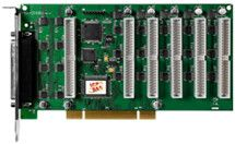Universal PCI, 168–channel Digital I/O Board