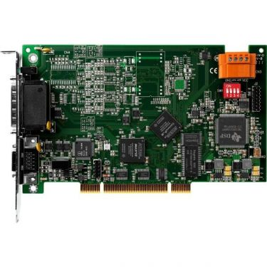 High-Speed, DSP-based, 6-Axis Motion Control Card with FRnet