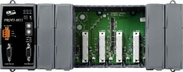 PROFIBUS Remote I/O Unit with 8 Expansion Slots