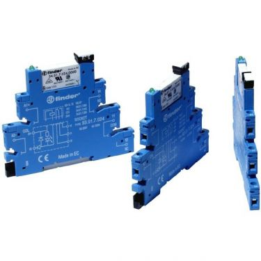 RM-38.61 Series Relay Interface Modules 6A