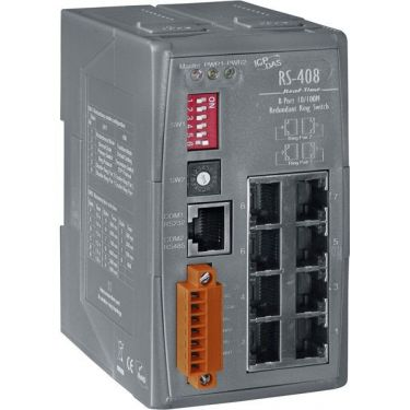 8-Port Real-time Redundant Ring Switch