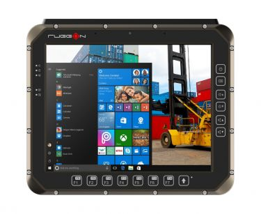 Getac F110 - Fully Rugged Tablet