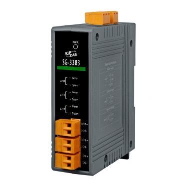 SG-3383 3-channel DC Current Signal Splitter
