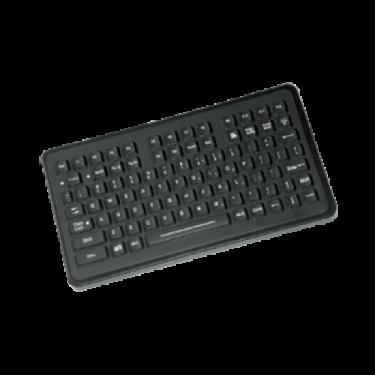 Compact Backlit Industrial Keyboard