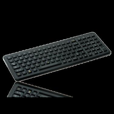 NVIS Backlit Industrial Keyboard