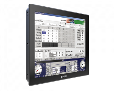 """Protech SP-C175 - 17"""" VESA Mount / Wall Mount Standalone Touch Monitor"""