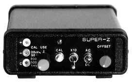 Ultra-High Input Impedance Head Stage