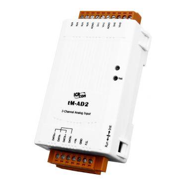 ICPdas tM-AD2 - analog input module
