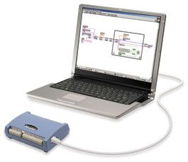 NI LabVIEW™ Driver for Measurement Computing Data Acquisition Products